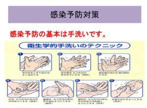 手洗いテクニック